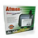 ATMAN 104 | משאבת מים (ראש כוח) | 2000 ליטר לשעה
