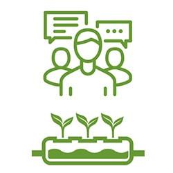 מידע מקצועי על גידול הידרופוני